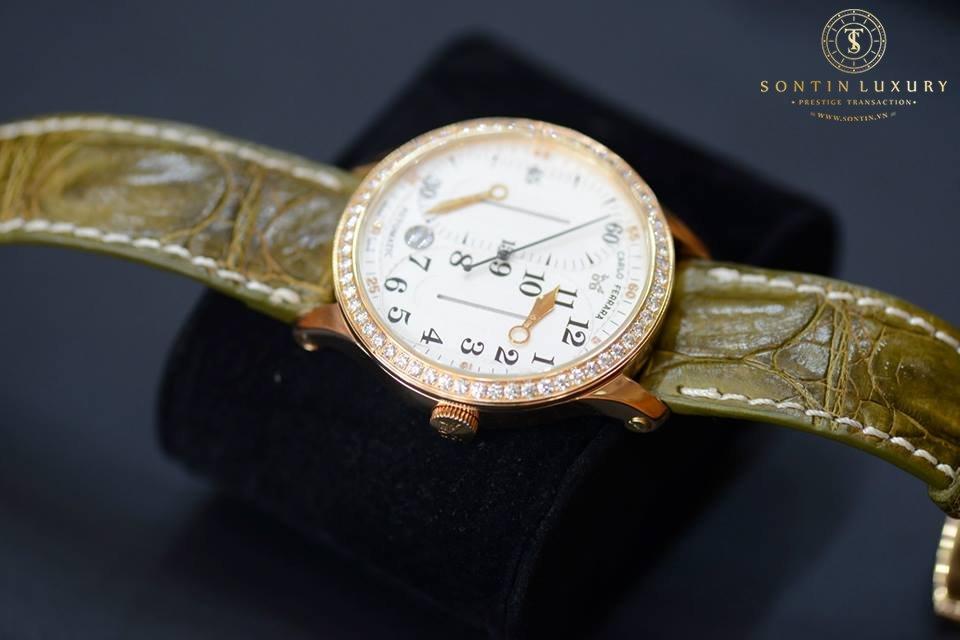 Carlo Ferrara Rose Gold Diamond