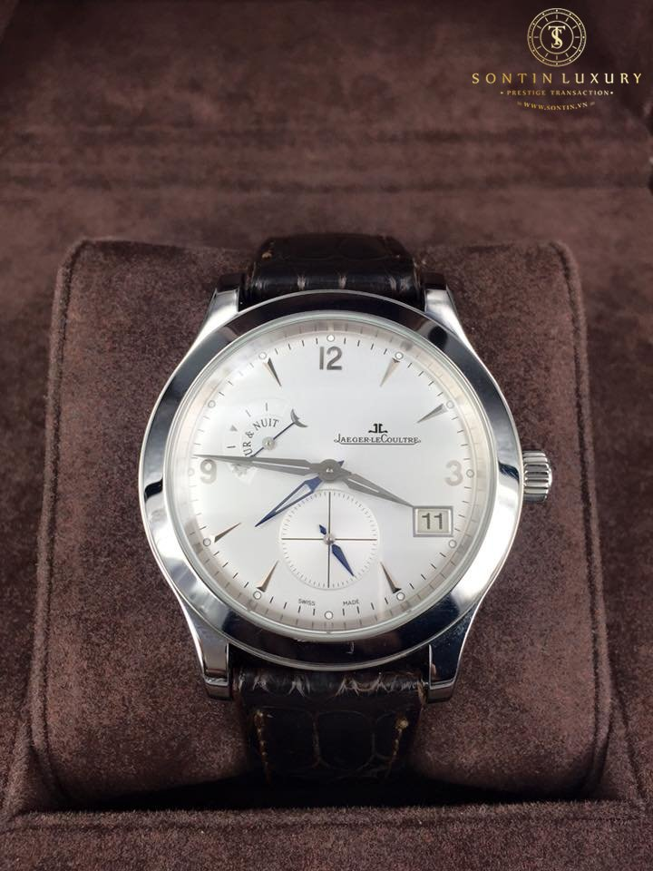 Jaeger Lecoultre Master Control 1000 Hours Stainless Steel