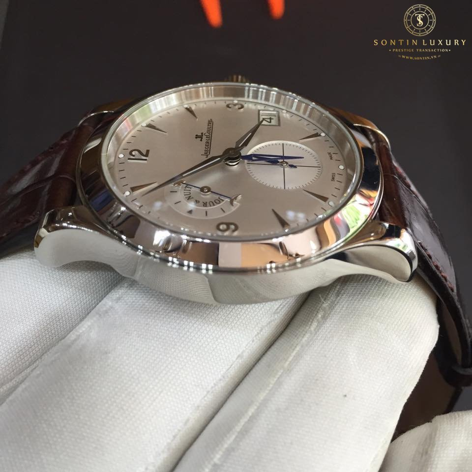 Jaeger Lecoultre Master Control 1000 Hours Steel