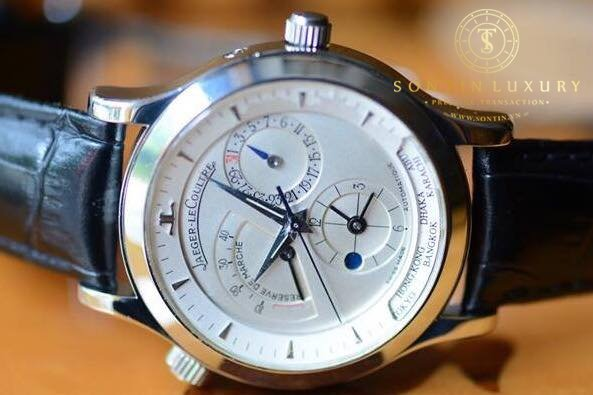 Jaeger-LeCoultre Master Geographic