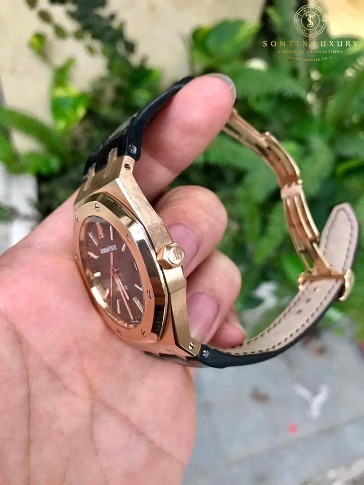 Audemars Piguet Royal Oak Rose Gold 39mm