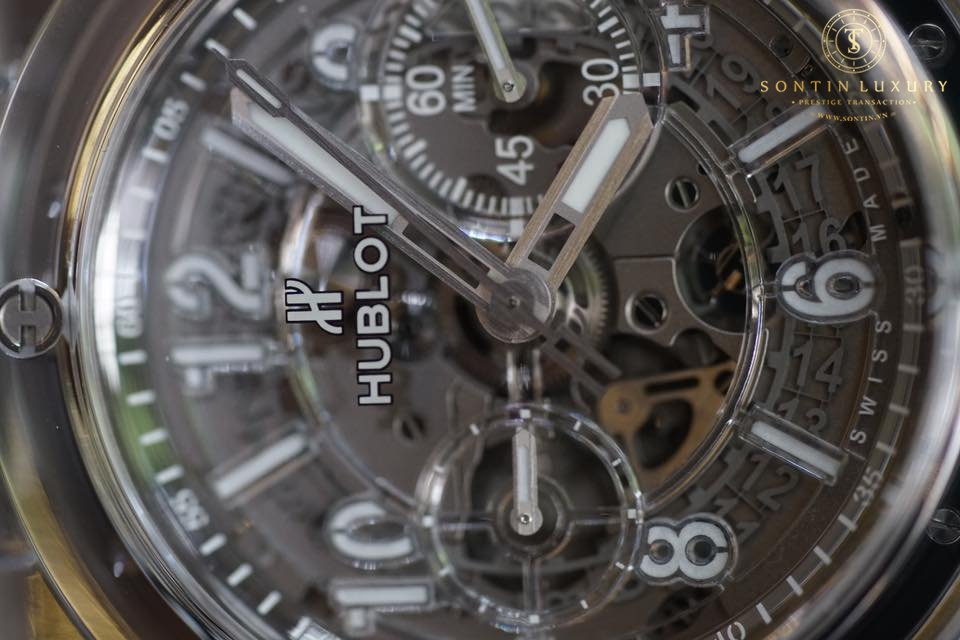 Hublot Big Bang UNICO Sapphire Brand New 2017
