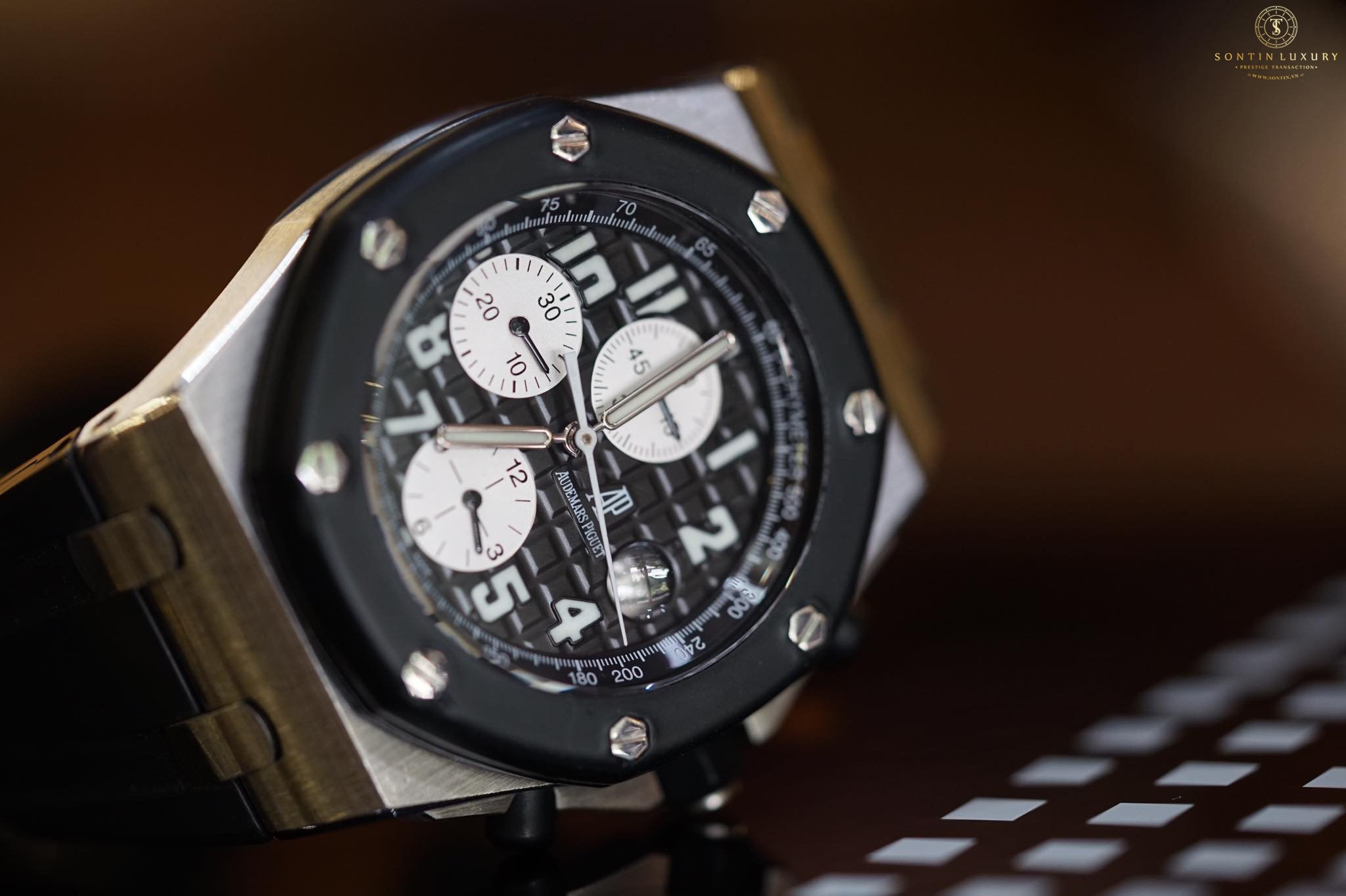 Audemars Piguet Royal Oak Offshore 42mm Steel