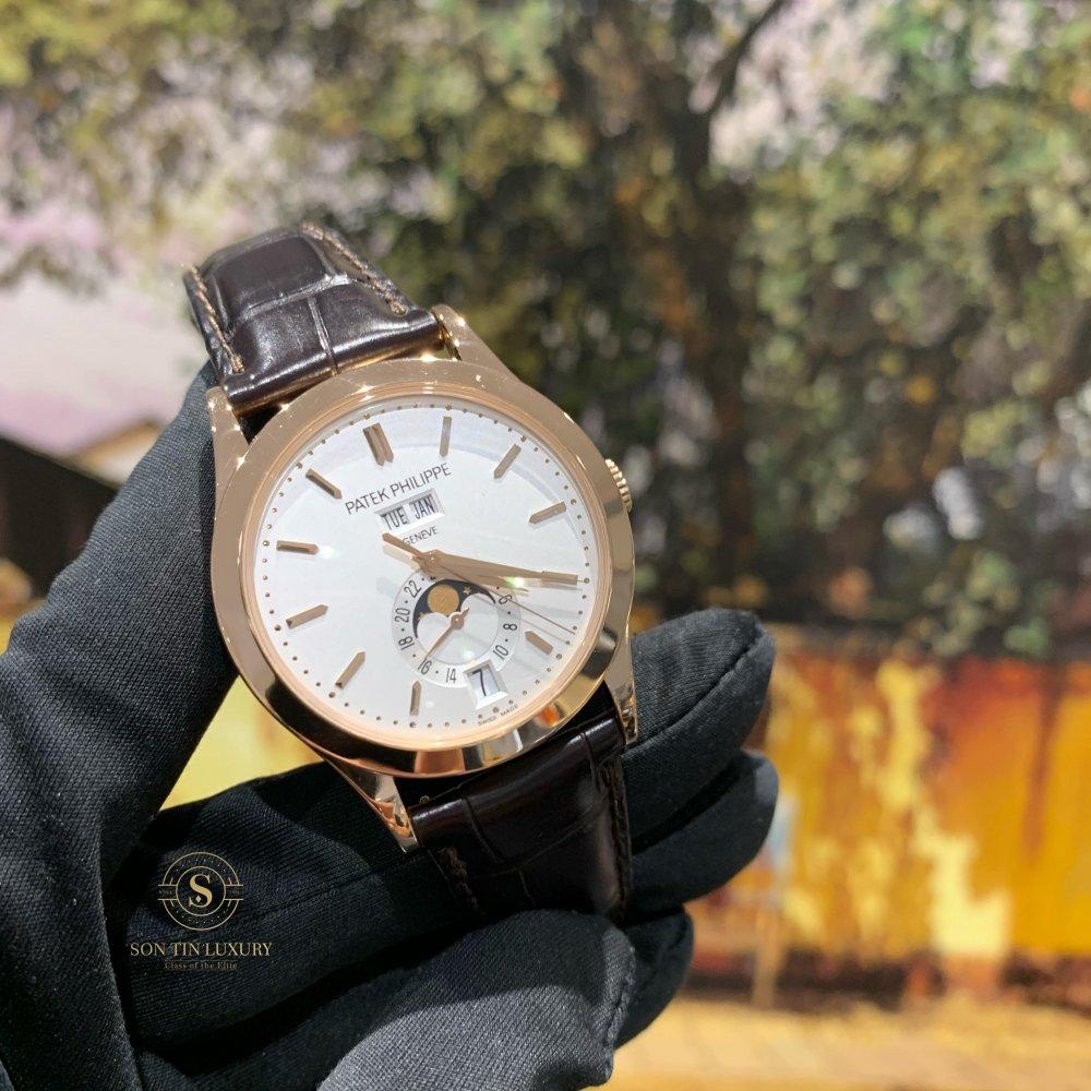 Patek Philippe Annual Calendar 5396R - Rose Gold 38mm
