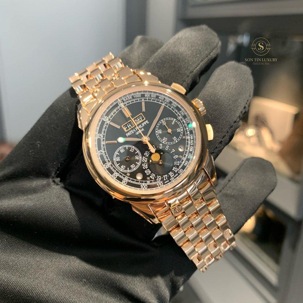 Patek Philippe Grand Complications  5270/1R Perpetual Calendar Chronograph