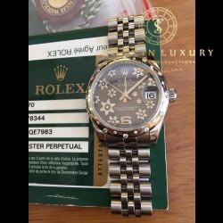 Rolex Datejust 178344 For Lady Demi
