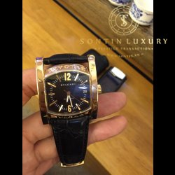 Bvlgari Assioma Rose Gold Limited