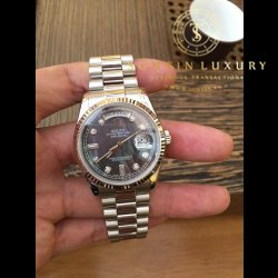 Rolex Day-Date 118239A 18K White Gold