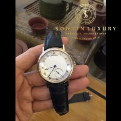 Breguet 5140bb/12/9w6 White Gold