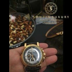 Breguet Marine Chronograph Rose Gold 5827