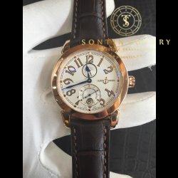 Ulysse Nardin Officially Certified Chronometer Rose Gold