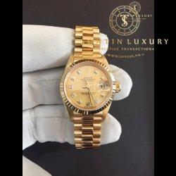 Rolex Nữ 69173 đời chót 5 số zin 100%