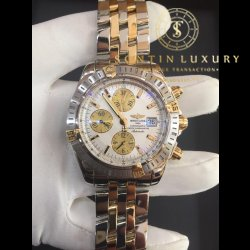 Breitling Demi Yellow Gold