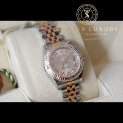 Rolex Datejust 179171 Demi Rose Gold Brand New 2015
