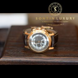 Breguet Marine. 5827 Chronograph Rose Gold
