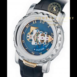 Ulysse Nardin Freak Freak 28`800 White Gold Like New Full Set