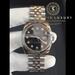 Rolex Datejust 116234 Steel Đời 6 Số Seri M