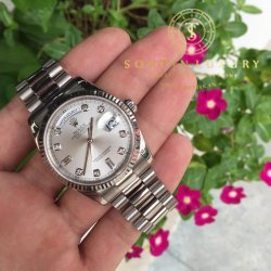 Rolex Day date 118239 Full White Gold 36mm