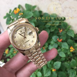 Rolex Day Date 118238 Yellow Gold 36mm