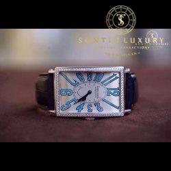 Roger Dubuis Horloger Genevois White Gold Custom Diamond