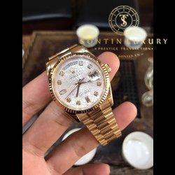 Rolex Daydate 118235 Rose Gold Like New 36mm