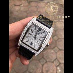 Piaget White Gold Custom Diamond like new 98%