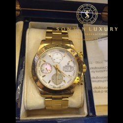 Festina Full Yellow Gold