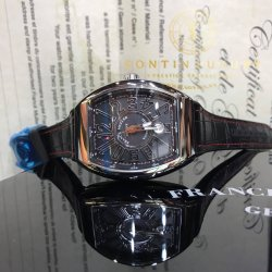 Franck Muller Vanguard V41 Steel New 100%