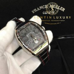 Franck Muller Vanguard V41 Steel New 2018