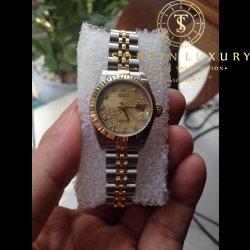 Rolex 69173 mặt vi tính, bịt lỗ