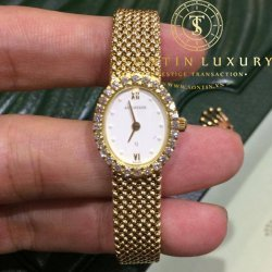 Bucherer Yellow Gold Zin 1005