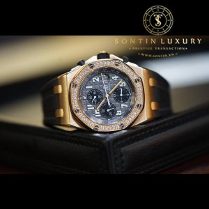 Audemars Piguet Royal Oak Offsore Rose Gold