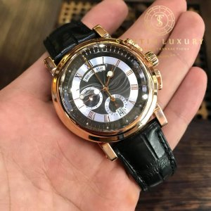 Breguet Marine Chronograph Rose Gold 42mm Like New