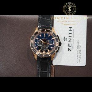 Zenith El Primero Stratos Spindrift pink gold 12800 ht