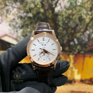 Patek Philippe Annual Calendar 5396R - Rose Gold 38mm