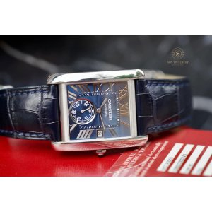 Cartier Tank MC watch,Tank MC watch WSTA0010, 44 x 34.3 mm