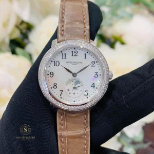 Patek Philippe Complications 4968G-010 Watch 33.3mm